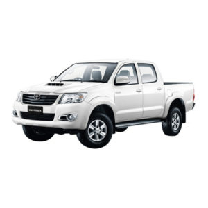TOYOTA HILUX (WITH OR WITHOUT CARRYBOY) KK LEISURE